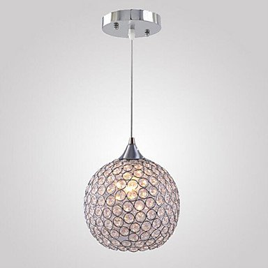 BAJIAN-LI Modern luxury Round Crystal Chandelier 1 Light 220-240v by BAJIAN-LI (Image #4)
