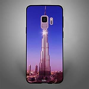 Samsung Galaxy S9 Burj Khalifa lightinng