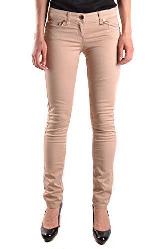 Elisabetta Beige Jeans MCBI113177O Franchi Femme Coton rXwtxO6rCq