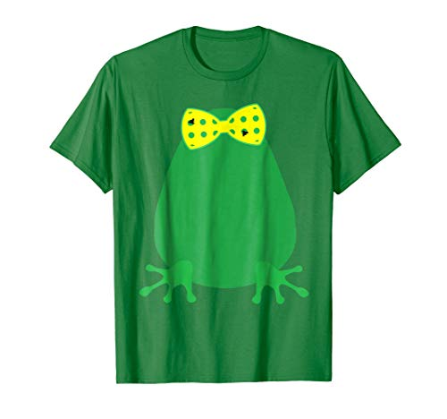 (Halloween Frog Costume Shirt - Halloween)