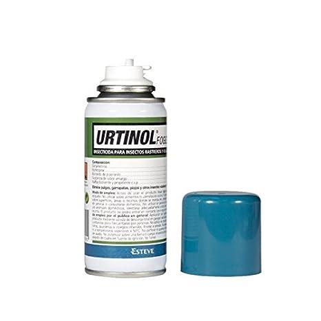 Ecuphar Urtinol Fogger Aerosol - 100 ML: Amazon.es: Productos para mascotas