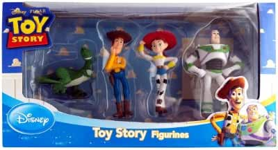 Disney Toy Story Figure Playset (4 Piece)