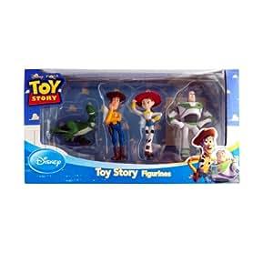 Disney Pixar Toy Story Figurines [4 Pack]