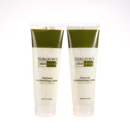 25% Beeswax Cream 8oz Squeeze Tube - Light Lavender - 2 ()