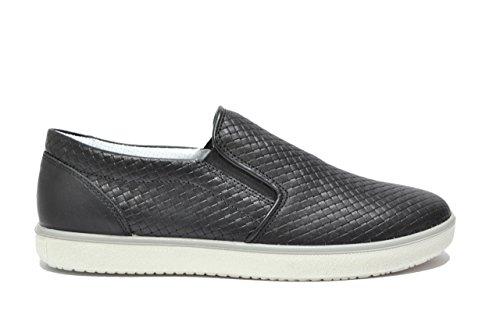Igi&co Slip on scarpe uomo nero 57206