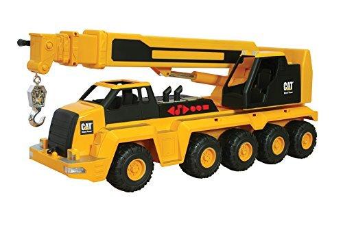 (Toy State Caterpillar Construction Massive Machine: 10-Wheel)