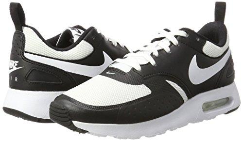 Sneaker Uomo white Vision white black Max Air Nike Multicolore OqtP44