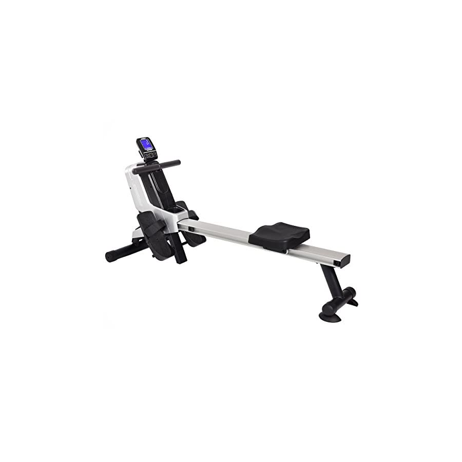 Stamina Multi Level Magnetic Resistance Rowing Machine