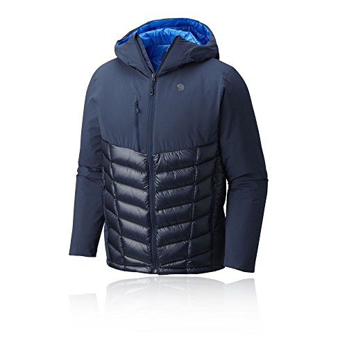 Mountain Hardwear Supercharger Insulated Outdoor Jacket - AW17 - Medium - Navy Blue (Superlight Insulated Jacket)