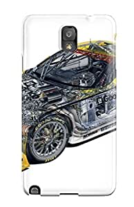 Jeremy Myron Cervantes Case Cover Protector Specially Made For Galaxy Note 3 Vehicles Car by icecream design