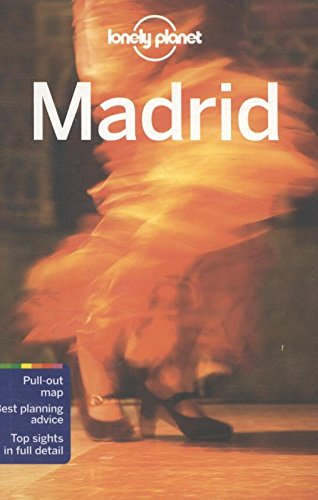 Lonely Planet Madrid Travel Guide