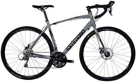 Tommaso Sentiero Shimano Claris Gravel - Bicicleta de Aventura con ...