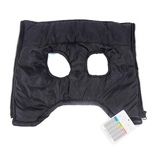 LEI ZE JUN UK- Vêtements pour animaux de compagnie Veste de chien à froid pour grands chiens 4 couleurs ( Couleur : Bleu , taille : 6L )