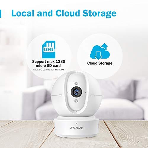 ANNKE Wifi IP Camera, Nova Orion 1080P HD Pan/Tilt Home