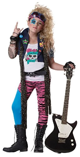 Fancy (Glam Rocker Child Costumes)