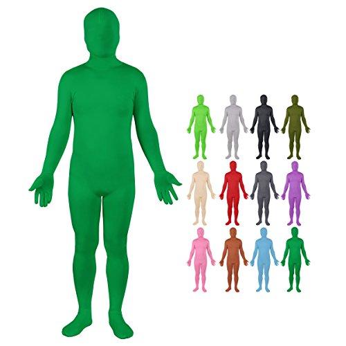- 41O7BWdT2FL - Sheface Full Body Zentai Lycra Spandex Costume Bodysuits