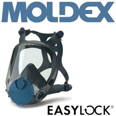 Moldex Serie 9000 - Máscara antigas con visera completa, incluye filtro A1 / P2 R