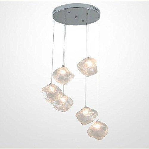 Ice Cube Pendant Light Fixture - 2