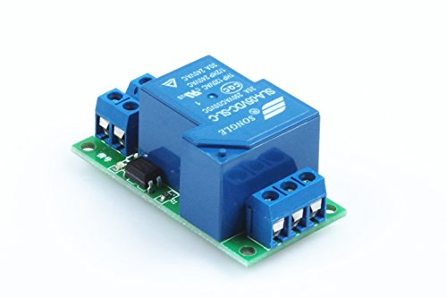 KNACRO SLA-05VDC-SL-C DC 5V 30A single-channel optocoupler isolation relay module supports high and low trigger
