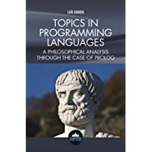 Topics in Programming Languages: A Philosophical Analysis Through the Case of Prolog