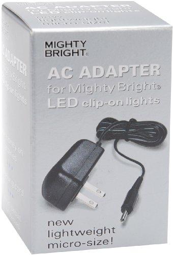 Mighty Bright AC Adapter-100V &240V