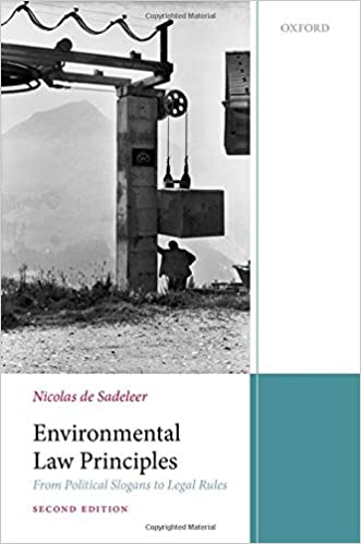 Environmental principles : from political slogans to legal rules