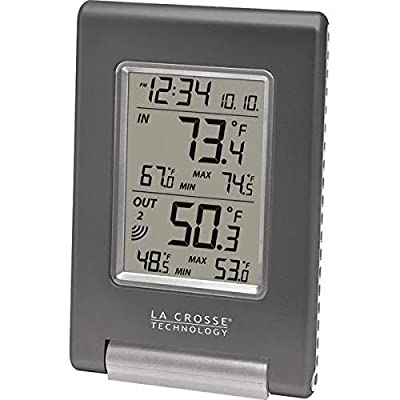 La Crosse Technology(r) Ws-9080u-It-Cbp Wireless Temperature Station by LA CROSSE TECHNOLOGY