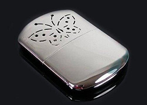Besttime Stainless Steel Pocket Hand Warmer