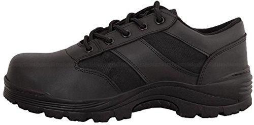 Mil-Tec Sécurité Chaussures - Noir, 42