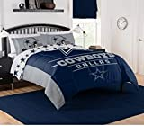 "The Northwest Company NFL Dallas Cowboys ""Monument"" Full/Queen Comforter Set #347951997"