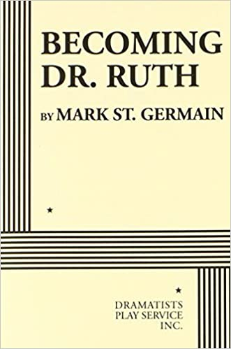 Book Becoming Dr. Ruth 1st edition by St. Germain, Mark (2014)
