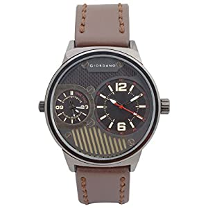 Giordano Analog Black Dial Men's Watch