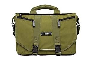 Tenba Messenger Mini - Bolso bandolera para cámara de fotos y ordenador portátil