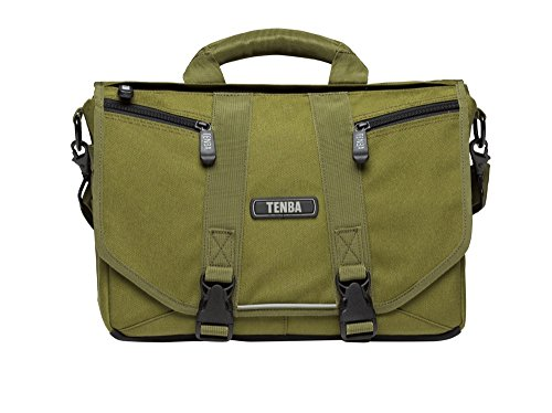 Tenba Mini Messenger Bag (Olive)
