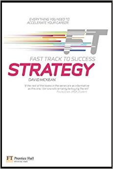 Book Strategy: Fast Track to Success by McKean David (2009-12-21)