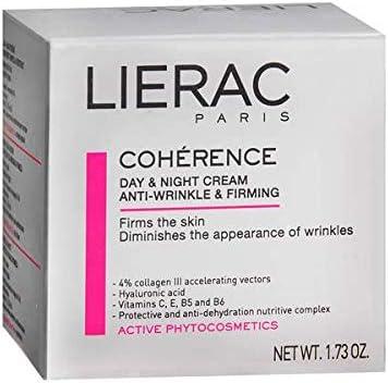 Lierac Coherence Day and Night Cream 50mL: Amazon com: EManara