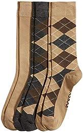 Best Review Men Socks Men Argyle Dress Socks 3 Pack