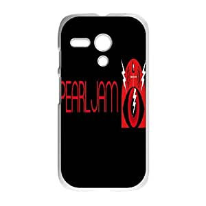 Motorola G Phone Case pearl jam band S4X4438051