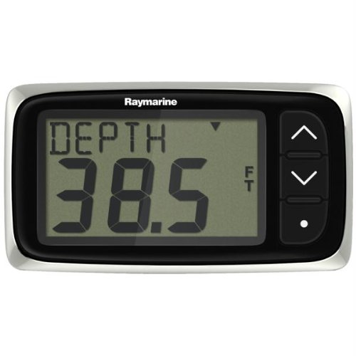 Raymarine i40 Depth with Thru-Hull Transducer Raymarine i40 Depth System