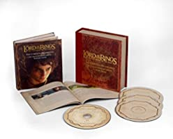 The Lord Of The Rings: The Fellowship Of The Ring - The Complete Recordings (3CD+Blu Ray)