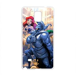 Happy Sea-maid Design Best Seller High Quality Phone Case For Samsung Galacxy Note 4