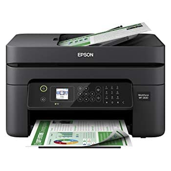 Amazon.com: Epson Workforce WF-2650 All-in-One Wireless ...