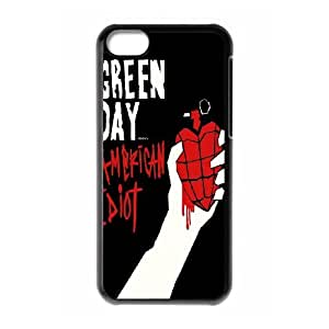 JenneySt Phone CaseGreen Day Music Band Pattern For Iphone 5c -CASE-9