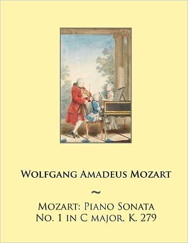 Mozart: Piano Sonata No  1 in C major, K  279 (Mozart Piano