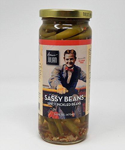 pickled beans - 6