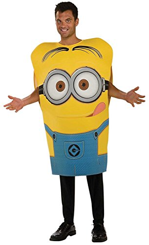 Rubie's Despicable Me 2 Foam Tunic Carl Dave, Blue/Yellow, Standard Costume]()