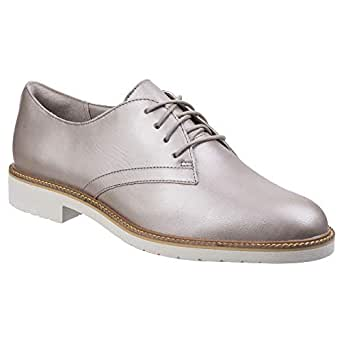 Rockport Womens/Ladies Abelle Lace Up Leather Shoes (UK Size: 5 UK) (Dove)