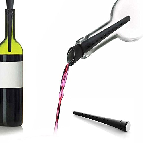 Nuance Wine Finer Aerator Pourer and Stopper | #4912 by Nuance