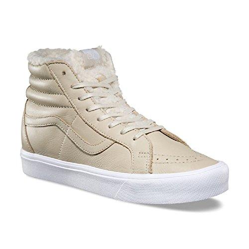 Vans Sk8 Salut Lite Réédition Sherpa Ciment / True Blanc Hommes Chaussures Taille 11