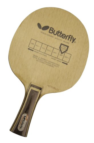 Best Review Of Butterfly Petr Korbel-FL Blade with Flared Handle